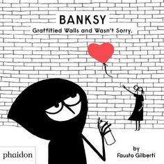 Biography Books, Artist Biography, Modern Artists, Contemporary Artists, On Beyond Zebra, Famous Graffiti Artists, Book Works, Banksy Art, Grafiti