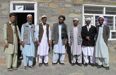 Afgahanistan traditional dress for men