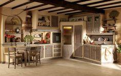 дневник дизайнера: Теплое солнце Тосканы в кухнях из сосны ZAPPALORTO
