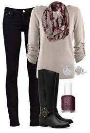 conjuntos de ropa de moda para adolescentes en invierno - Buscar con Google