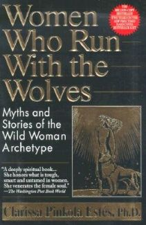 Folklore, fairy tales and dream symbols are called on to help restore women's neglected intuitive and instinctive abilities in this earthy first book by a Jungian analyst. According to Estes, wolves and women share a psychic bond in their fierceness, grace and devotion to mate and community. This comparison defines the archetype of the Wild Woman, a female in touch with her primitive side and able to rely on gut feelings to make choices.