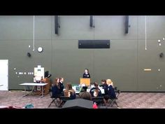 Hastings FFA Greenhand Conduct of Meetings State Competition - YouTube