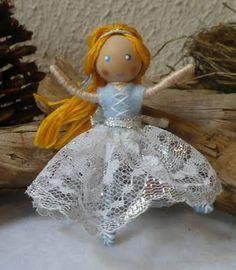Ballerina Bendy Doll