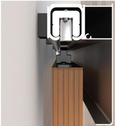 Shop and Save on Richelieu Door Thickness: - Rail Length: Door Width: Product Type: Barn Door Hardware Set Sliding Door Hardware, Door Hinges, Sliding Doors, Mdf Wood, Face Framing, Modern Cabinets, Mudroom, Photo Studio, Sconces