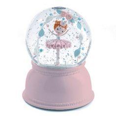 Lemputė - sniego burbulas Balerina