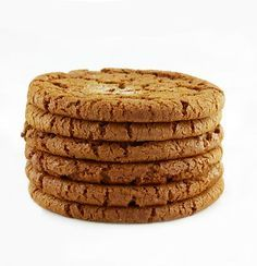 Ginger snaps - these look awesome! Ginger snaps - these look awesome! Biscuit Cookies, Biscuit Recipe, Cake Cookies, Owl Cookies, Cupcakes, Baking Recipes, Cookie Recipes, Dessert Recipes, Desserts