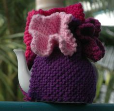 Hanky Panky.  Published REALLY Wild Tea Cosies 2010.
