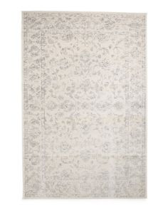 Made In Turkey Vintage Inspired Area Rug