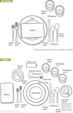 Formal Party Table Setting Pictures, Photos, and Images for Facebook, Tumblr, Pinterest, and Twitter