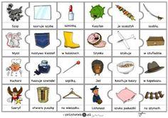 Śmieszne zdania z głoską [sz] - Printoteka.pl Kids Logo, Idioms, Special Education, Logos, Speech Language Therapy, Logo, Sayings