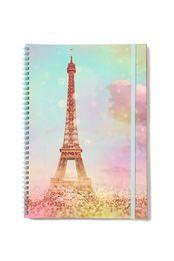 a4 spinout notebook, INSTA PARIS