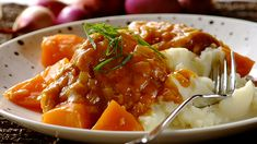 Hearty Chicken, Sweet Potato and Herb Casserole
