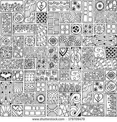 56 best Chuck Close Grid Drawings images on Pinterest | Mandalas ...