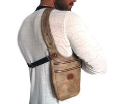 Hey, I found this really awesome Etsy listing at http://www.etsy.com/listing/155616809/halter-bag-holster-bag-men-man-bag