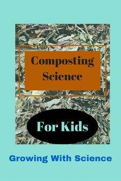 Compost Science Projects for Kids 2nd Grade Science Projects, Science Projects For Kids, Science Experiments Kids, Science For Kids, Steam Activities, Fun Activities For Kids, Science Activities, Elementary Science, Teaching Science