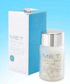 Authentic MET Tathione Soft Gel Glutathione Capsules w/ Algatrium
