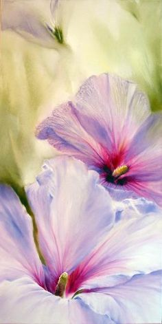 Hibiscus by Annette Schmucker by Andrea A. Elisabeth
