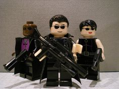 LEGO The Matrix #legomatrix #legoneo