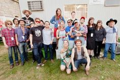 Dawes, M. Ward, Middle Brother and other performers at the 2011 Newport Folk Festival.