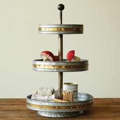 Found it at Wayfair.ca - Casual Country 3 Tiered Stand