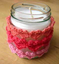crochet Heart Strings
