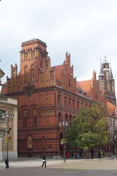 Torun, Poland most underrated city in Poland. My favorite