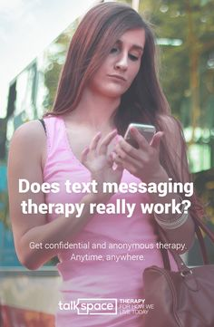 Discover how more than 300,000 users have improved their lives by using Talkspace Online Therapy. Talkspace offers effective, convenient and affordable licensed online therapy with unlimited text, audio, and video plans starting @$32/wk. Improve the quality of your life now!