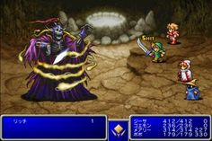 Get The Original FINAL FANTASY Game On Android