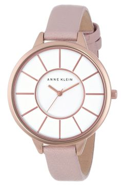 Rose Gold-Tone and Pink Watch