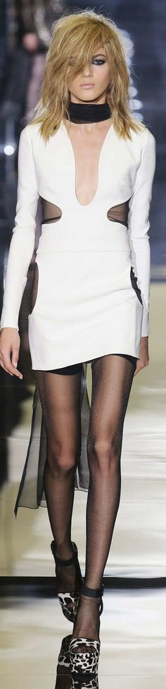 Tom Ford Collection Spring 2015 | The House of Beccaria~