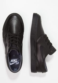 Nike SB ZOOM STEFAN JANOSKI L - Tenisówki i Trampki - black/anthracite za 269,25 zł (21.09.17) zamów bezpłatnie na Zalando.pl.