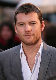 Sam Worthington... sexiest voice next to Russell Crowe ... swoon