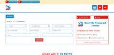 Designed a website for Auroville Transport at Pondicherry.