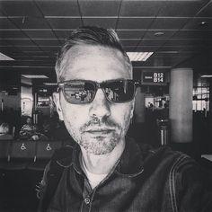 Ben Weatherston - great friend of mine - Quick layover in Phoenix on my way to Sacramento! #9to5