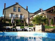 Piscine des Chambres d'hôtes à vendre à Oeuilly dans la Marne
