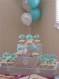 24 Cupcake Topper Poms  DIY Kit by pomtree on Etsy
