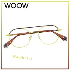 SAY YES, IT'S A WOOW London beat and Paris fashion; full of humour, happy colours and a style of your own. __________ #WOOWeyewear #WOOWyourLife __________ #woow #frames #designer #paris #handmade #instaglasses #metalframe #instaglasses #fashion #accessories #glasses #design #eyewear #lunettesdevue #montures #lunettes #glassesporn #Watchout