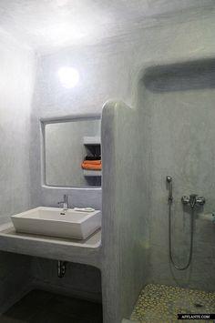 Summer House in Paros Cyclades, Greece // Alexandros Logodotis   Afflante.com