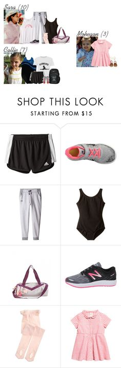 """""""Wednesday // Work, After School Activities & Arts and Crafts // 9.27.17"""" by graywolf145 ❤ liked on Polyvore featuring adidas, NIKE, Under Armour, Capezio, New Balance, Babywalker and GrayWolfFamily"""