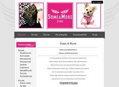 Some&More sai uuden verkkokaupan Kotisivukoneen Avaimet käteen -palvelun avulla.