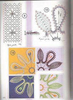 Lace Express 2000-01 Bobbin Lacemaking, Bobbin Lace Patterns, Lace Heart, Lace Jewelry, Lace Making, Lace Detail, Tatting, How To Make, Crafts