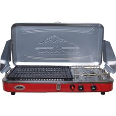 Camp ChefRainier Camper Griddle/Grill/Stove Combo
