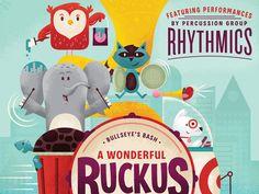 A Wonderful Ruckus by Adam Grason