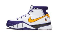 Kobe Bryant Shoes, Lakers Kobe Bryant, Kobe Shoes, Kicks Shoes, Sneakers Sketch, Basketball Shoes For Men, Play Shoes, Best Shoes For Men, Los Angeles Lakers