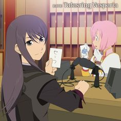 Tales of Vesperia Drama Cd