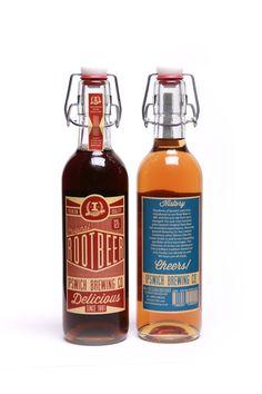 Ipswich Brewing Co. by Jordan Bell, via Behance