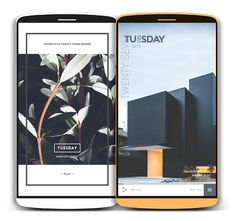 #Android #Homescreen design by irwin kurniadi ....