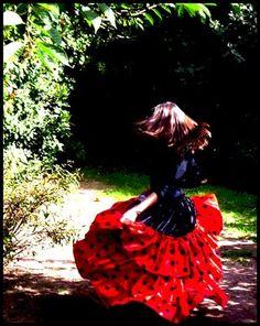 Princesa del flamenco