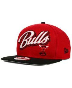 New Era Chicago Bulls Hwc 9FIFTY Snapback Cap