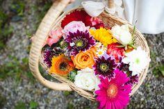 wedding flowers, Blumenmädchen, Blumen Hochzeit